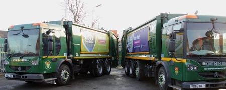 Bins, street care and recycling